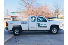 Vehicle Wrap - Zak George Landscaping - Fort Collins, CO